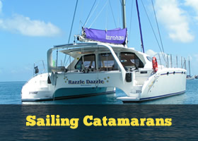Luxury Sailing Catamarans