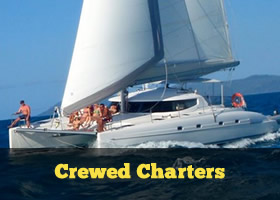 Luxury Crewed Charters